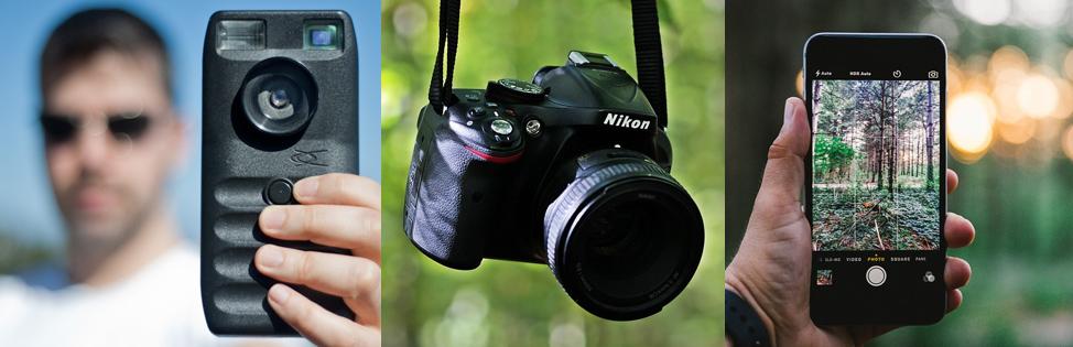 Nacimiento de la Fotografía Digital