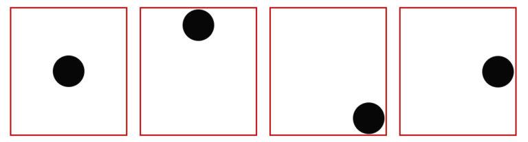 Posición - Elementos de la composición.