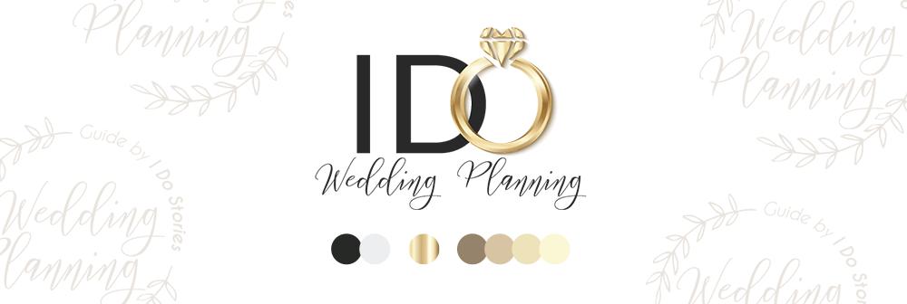 I DO Wedding Planning - Logo - identidad visual