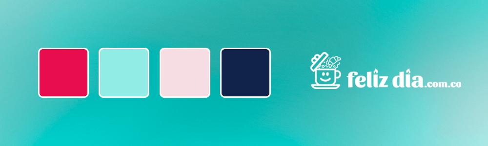 Paleta de Colores Web - Diseño Web