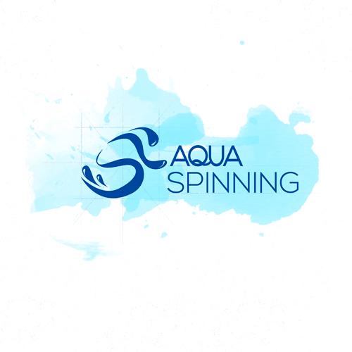 Diseño de Logotipo para AquaSpinning