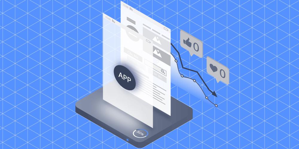 Isometric Art - App Design Workflow