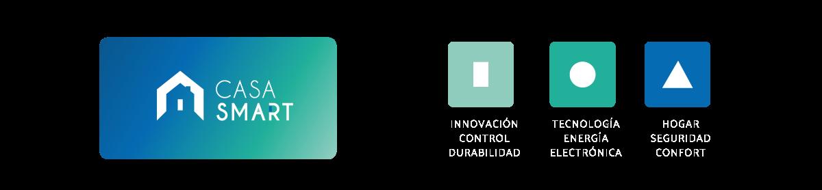 Logo CasaSmart Chile - Servicio de diseño gráfico